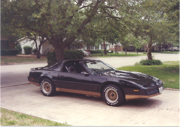 1982 Trans Am for sale to a good home.